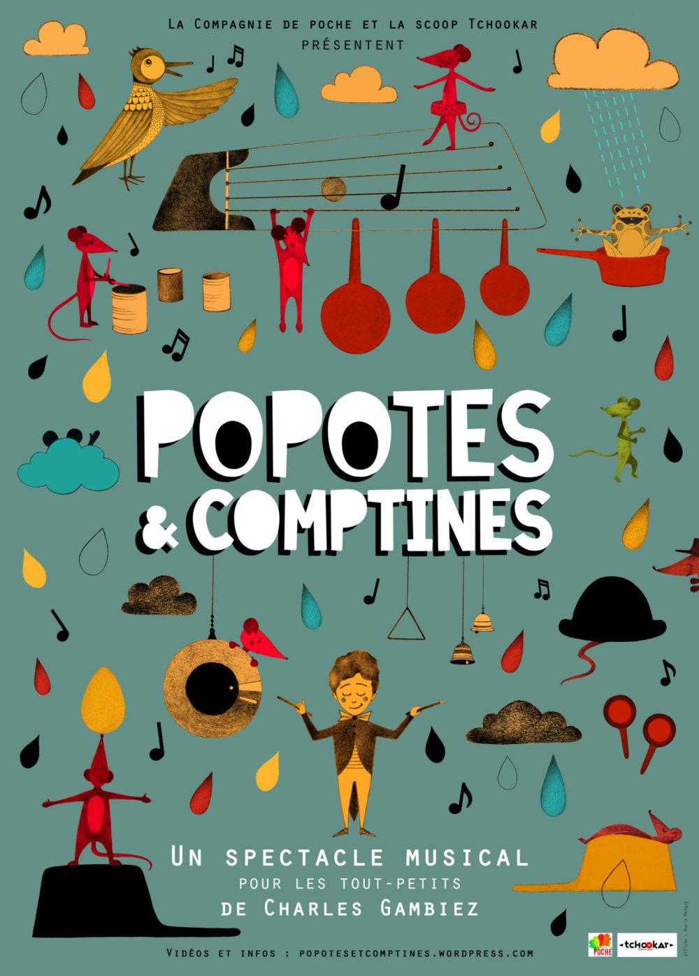 Popotes & comptines